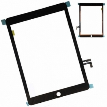 iPad Air iPad5 Ersatz Displayglas Digitizer Touchscreen Schwarz