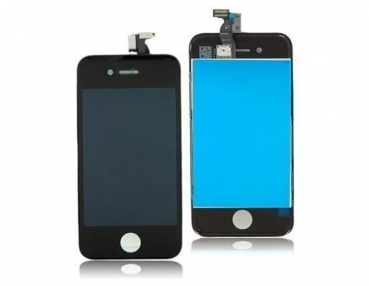 iPhone 4S Ersatz Display LCD Digitizers Touchscreen Schwarz