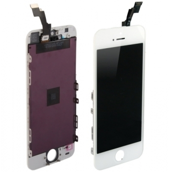 iPhone 5S SE LCD Display Ersatz Display Weiss