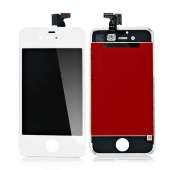iPhone 4 LCD Display Ersatz Display modul WEISS